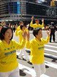 Desfile en New York City, NYC, NY, los E.E.U.U. Fotos de archivo