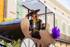 Desfile Fiestas Mexicanas Zdjęcia Stock