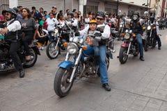 Desfile Fiestas Mexicanas Royaltyfria Foton