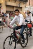 Desfile Fiestas Mexicanas stock photography