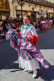 Desfile Fiestas Mexicanas royalty free stock images