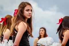 Desfile floral magnífico 2017 de Portland Imagen de archivo libre de regalías