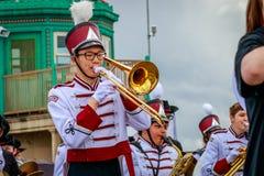 Desfile floral magnífico 2017 de Portland Fotos de archivo