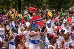 Desfile indio del oeste Hartford Connecticut Foto de archivo libre de regalías