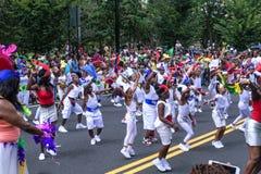 Desfile indio del oeste Hartford Connecticut Fotografía de archivo libre de regalías