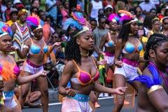 Desfile indio del oeste Hartford Connecticut Imagenes de archivo