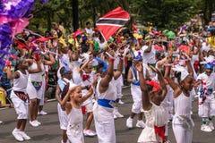 Desfile indio del oeste Hartford Connecticut Fotos de archivo libres de regalías