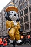 Desfile Londres del día de Año Nuevo. Imagen de archivo libre de regalías