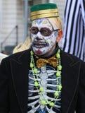 Desfile mexicano del día de fiesta foto de archivo