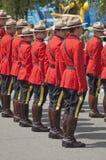 Desfile militar Fotos de archivo