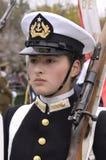 Desfile militar Imagenes de archivo