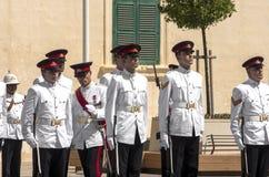 Desfile militar Imagen de archivo