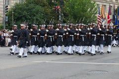 Desfile nacional del Día de la Independencia fotografía de archivo