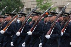 Desfile nacional del Día de la Independencia fotografía de archivo libre de regalías