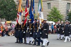 Desfile nacional del Día de la Independencia foto de archivo libre de regalías