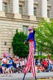 Desfile nacional 2015 del Día de la Independencia imagenes de archivo
