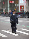 Desfile Nueva York 2013 del día de St Patrick Imagenes de archivo