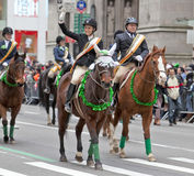 Desfile Nueva York 2013 del día de St Patrick Fotografía de archivo