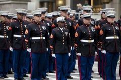 Desfile Nueva York 2013 del día de St Patrick Fotografía de archivo libre de regalías