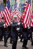 Desfile Nueva York 2013 del día de St Patrick Foto de archivo