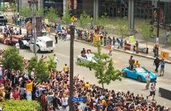 Desfile - Shumpert Imagen de archivo libre de regalías