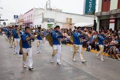 Desfilefiesta's Mexicanas Stock Afbeeldingen