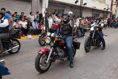 Desfilefiesta's Mexicanas Stock Fotografie