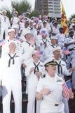 19 11 2017 desfiles navales, internacionales internacionales 2017 del aniversario del ` s 50 de la ANSA del comentario de la flot Fotos de archivo