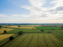 Desford Leicestershire where there are windmills Stock Photography
