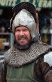 Desgaste dos povos como uma Idade Média Fotos de Stock Royalty Free
