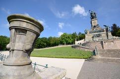 Desheim do ¼ de Niederwalddenkmal RÃ Imagens de Stock