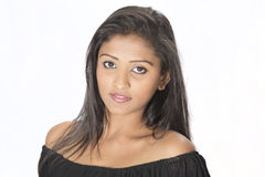 Desi teenager closeup Royalty Free Stock Image