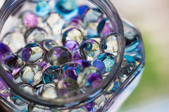 Desiccant Beads Royalty Free Stock Photos