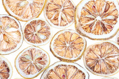 Desiccated  citrus slice Royalty Free Stock Photo