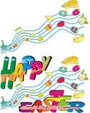 Desideri di Pasqua Royalty Illustrazione gratis
