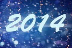 Desiderio ognuno buon anno e Buon Natale Fotografia Stock Libera da Diritti