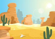 Desierto libre illustration