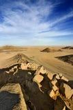 Desierto 15 Foto de archivo libre de regalías