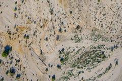 Desierto americano del sudoeste Foto de archivo libre de regalías