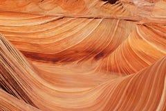 Desierto Barranco-bermellón de los acantilados de Paria, Arizona, los E.E.U.U. Imagen de archivo libre de regalías