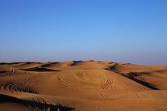 Desierto belleza absorbente Fotografía de archivo libre de regalías