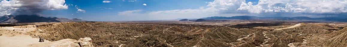 Desierto de Anza Borrego Imagen de archivo