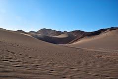 Desierto de Atacama Foto de archivo libre de regalías