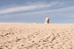 Desierto de Atacama imagen de archivo libre de regalías