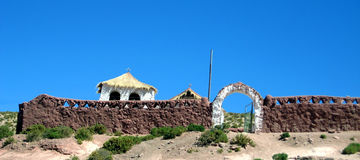 Desierto de Atacama, Chile fotografía de archivo libre de regalías