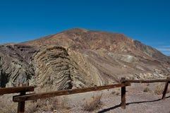 Desierto de California Fotografía de archivo