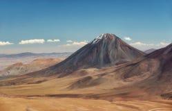 Desierto de Chile Atacama Fotos de archivo