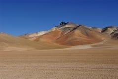 Desierto de Dali Fotografía de archivo