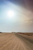 Desierto de Egipto Imagen de archivo
