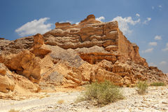 Desierto de Faran Imágenes de archivo libres de regalías